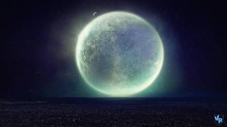 Planet by Vreckovka