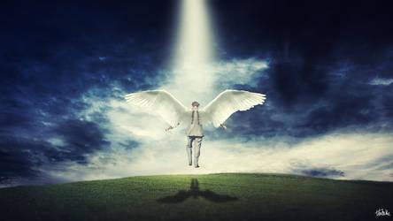 Angel by Vreckovka