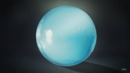 Glass Ball by Vreckovka