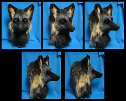 Realistic Cross Fox FOR SALE by FeralFacade