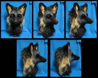 Realistic Cross Fox FOR SALE by FeralFacade
