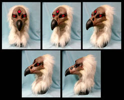 Vulture Harpy by FeralFacade
