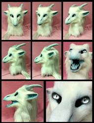 Snow Dragon AUCTION by FeralFacade
