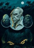 The Island of Doctor Moreau by gynemeth78