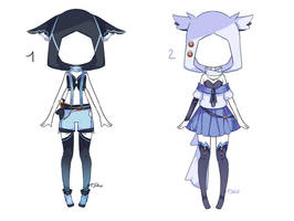 {Closed} Auction Outfit 115 - 116 by xMikuChuu