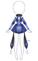 {Closed} Auction Outfit 340 by xMikuChuu