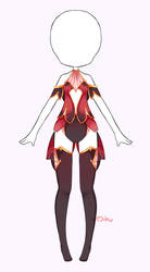 {Closed} Auction Outfit 341 by xMikuChuu