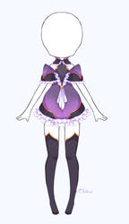 {Open} Auction Outfit 349 by xMikuChuu