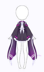 {Open} Auction Outfit 350 by xMikuChuu