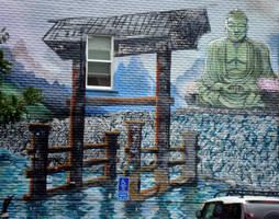 San Diego Graffiti, no. 1 by x110788