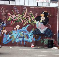 San Diego Graffiti, no. 2 by x110788