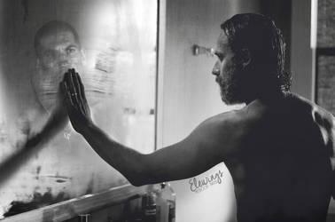 Rick Shane TWD by Elewings