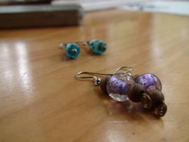 Earrings by xcmer