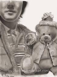 Little Happy Bear by tfantoni