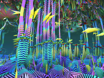 Jungle Dreams by eclecticeric