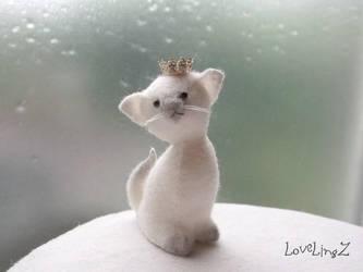 Siamese Kitten Queen~! by LoveLingz