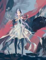Rakugaki - Demon Cadenza by Nyanfood