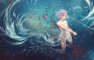 {PR} - Yggdrasil's Curtain by Nyanfood