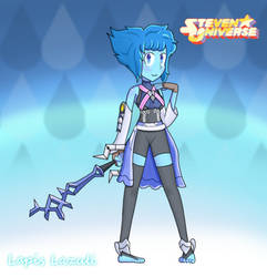 Master Lapis Lazuli by Mrcrabx10