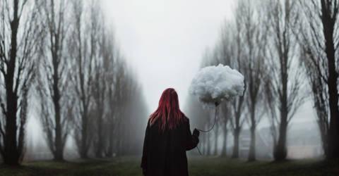 Cloud Walker by TheFoxAndTheRaven