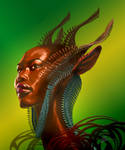 Antelope from the Anigals by Adobewan