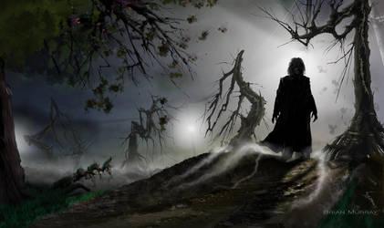 The Dark One by Adobewan