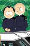 SouthPark Galactica by Adobewan