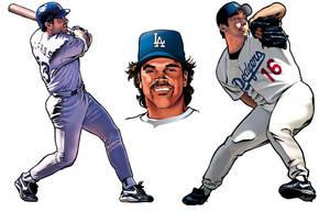 Dodgers by Adobewan