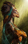 Gierra of the Anigals by Adobewan