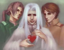 Happy Valentines by himlayan