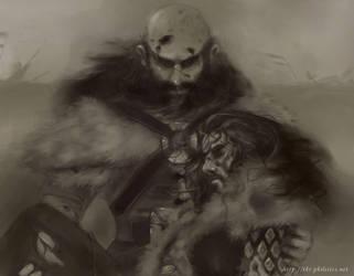 The Hobbit - Homewards by himlayan