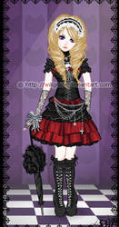 Lolita Fashion....gemu.. by willgrace