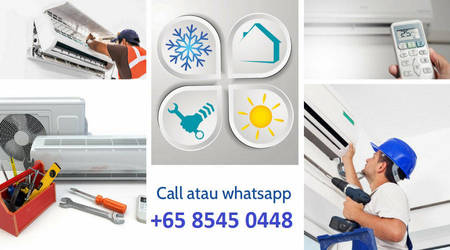 Singapore Aircon Servicing by aalanchong