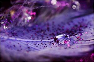 Glitter Drop by cblue