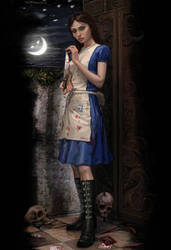 Alice American McGee's by iricolor