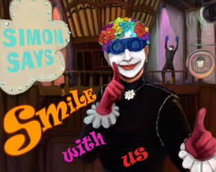 SimonSays - Smile by AlfaLunar