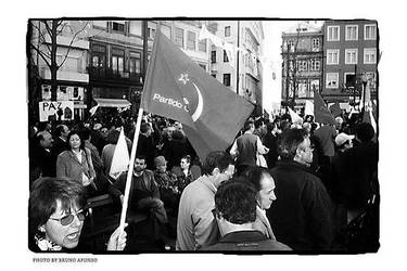 Peace Manif by exspot