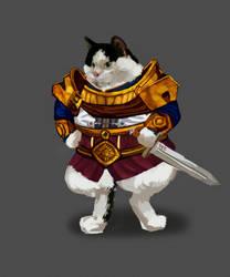 Friend`s cat by purpurpurr
