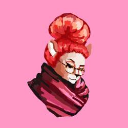 Hipster by purpurpurr