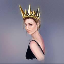 Queen by purpurpurr