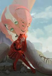 Asuka Langley Soryu by LoreCoffee