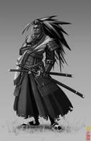 samurai 030 by dinmoney