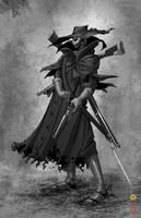 samurai 033 by dinmoney