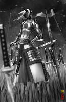 samurai 034 by dinmoney