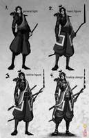 samurai 035 process by dinmoney