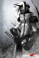 White Fox by dinmoney