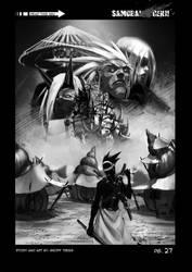 samurai genji pg.27 by dinmoney
