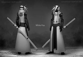 White Fox - turnaround by dinmoney