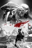 samurai genji poster by dinmoney