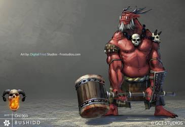 Oni Cyclops by dinmoney
